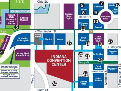 Hotel/Parking - Indy Hematology Review on indianapolis bar map, circle center mall parking map, indianapolis circle city mall, indianapolis stadium map, indianapolis mall map, indianapolis area map counties, indianapolis education map, indianapolis city council map, louisville ky expo center map, indianapolis culture, indianapolis construction map, indianapolis apartments map, indianapolis fair, indianapolis school map, indianapolis hotels, indianapolis beach map, indianapolis capitol map, indianapolis marriott downtown bar, downtown indianapolis map, indianapolis tourism map,